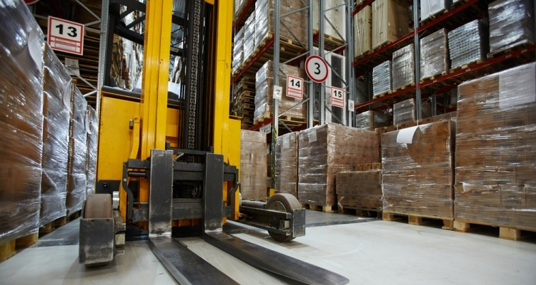 Newest Client: Jungheinrich UK Forklifts