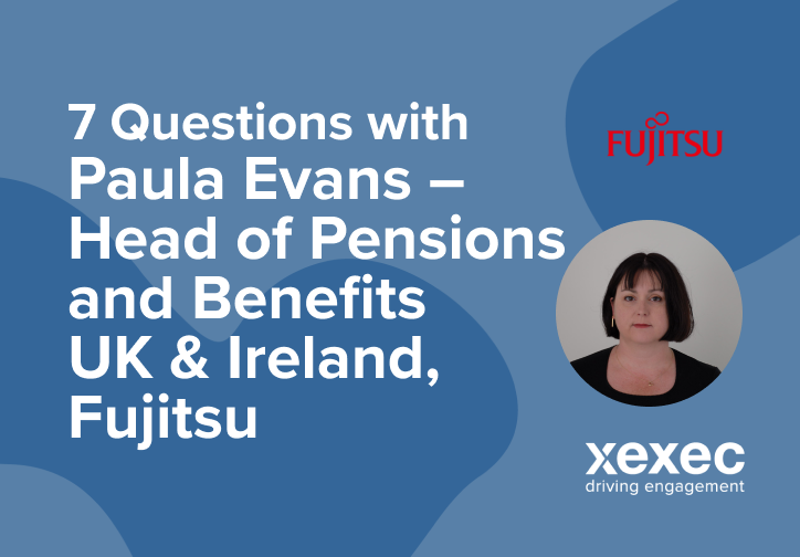 Seven Questions with Paula Evans at Fujitsu