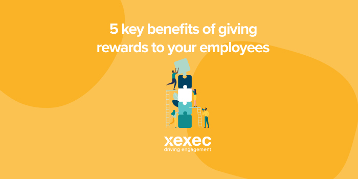 5 key benefits of giving rewards to your employees