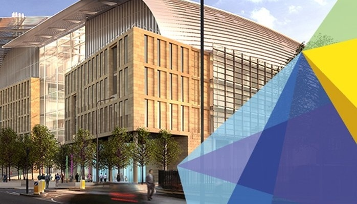 Our Newest Client: The Francis Crick Institute