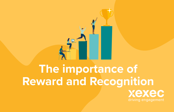 the  importance of reward and recognition