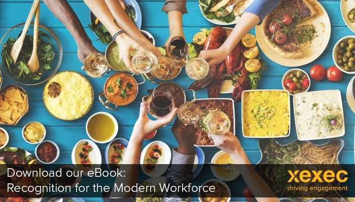 Employee Recognition for the Modern Workforce: free eBook & case study
