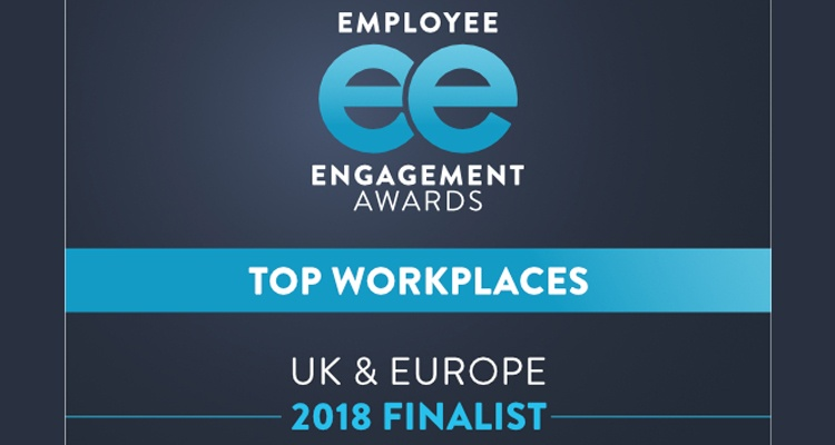 Xexec is a finalist in The 2018 UK & European Employee Engagement Awards for Employee Engagement Vendor of the Year