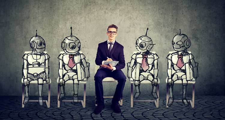 Reward and recognition and the rise of AI: don't treat your staff like robots